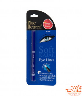 Blue Soft kadjal Eye Liner Blue Heaven