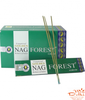 "Golden ""Nag Forest"" Vijayshree 15 gr."